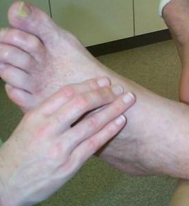 Foot examination5